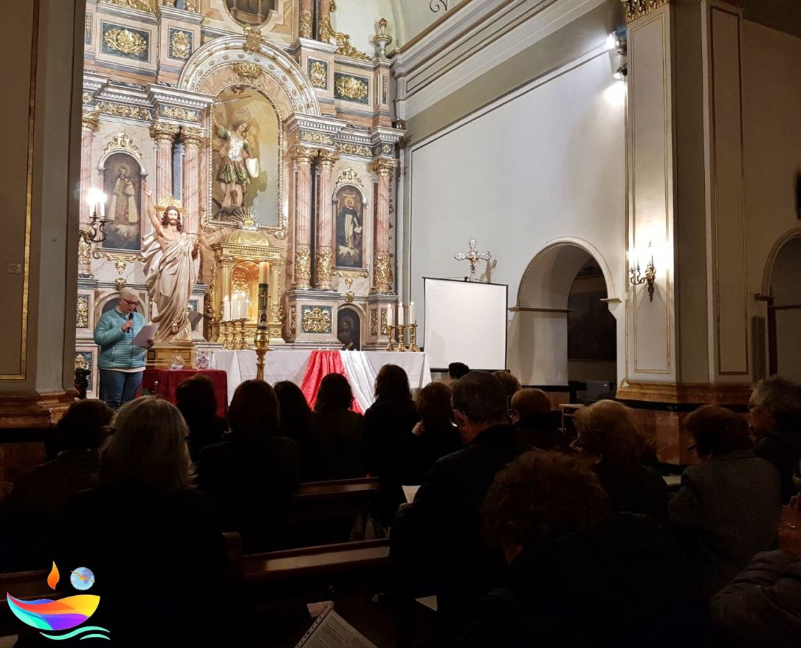 Crónica: 1º Multiplicación de las Células en Gata de Gorgos (Alicante)