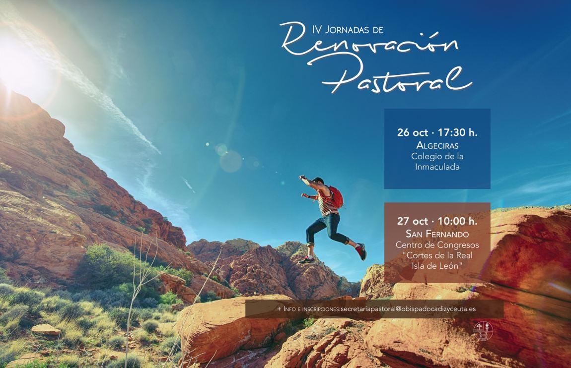 IV Jornadas de Renovación Pastoral (Diócesis de Cádiz y Ceuta)