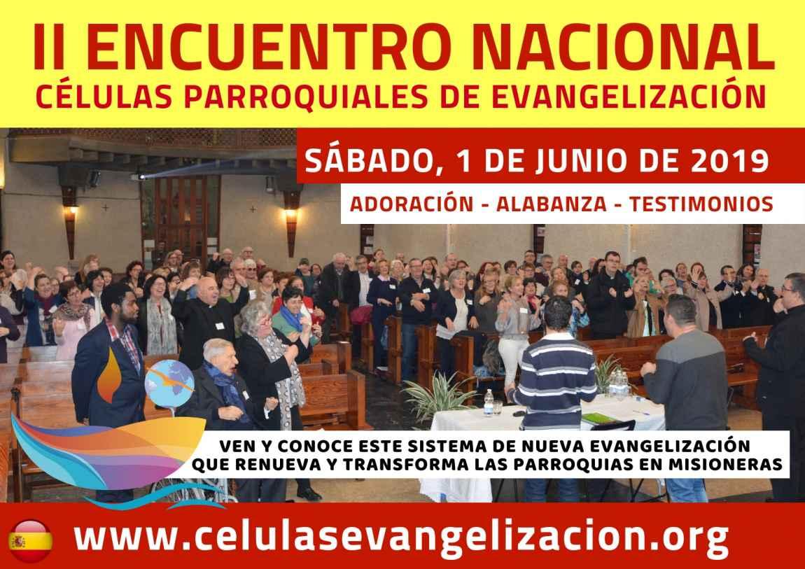 II Encuentro Nacional SCPE-España