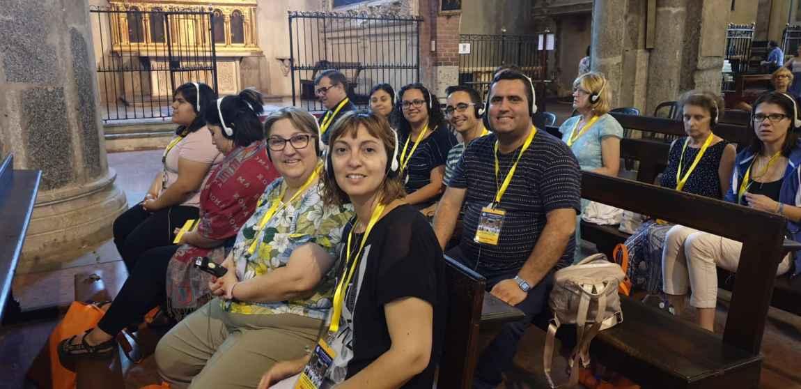 Foto España presente en el 30º Seminario Internacional de las Células